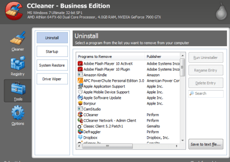 CCleaner v5.44.6577 Crack Full Version + License Key {Lifetime}