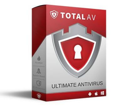Total AV Antivirus 2020 Crack With Serial Key Free Download
