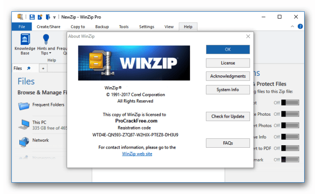 Winzip Pro 25 Crack + Activation Code Download (2021)