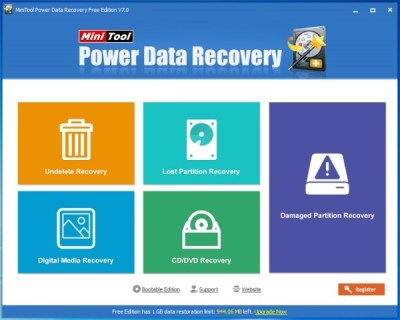 MiniTool Power Data Recovery 9.1 Crack + License Key (Latest)