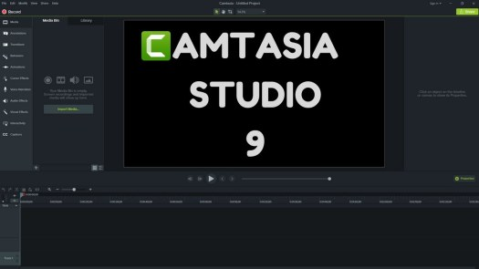 Camtasia Studio 2019.0.10 Crack With Serial Key Free Download