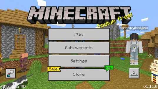 Minecraft – Pocket Edition Crack
