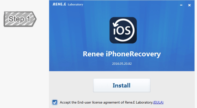 Renee iPhone Recovery Crack With Latest Version & Free Download
