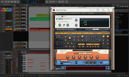 Reason Crack has the software to make music makes everything you need to make great music easy. Running the Propellerhead Crack Free is not difficult.