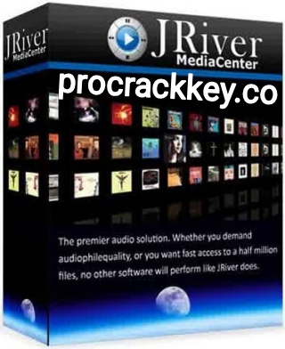 JRiver Media Center 27.0.82 Crack + License Key Free Download 2021