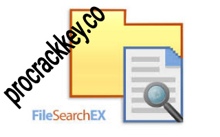File Search EX Crack