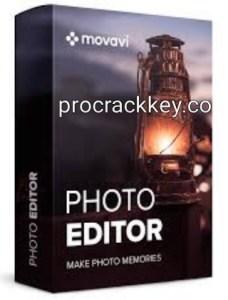 Movavi photo Editor 6.7.1 Crack