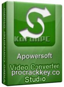 Apowersoft Video Converter Studio 4.8.4 Crack