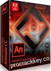 Adobe Animate CC 21.0.1.37179 Crack