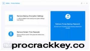 4uKey iTunes Backup 5.2.10 Crack