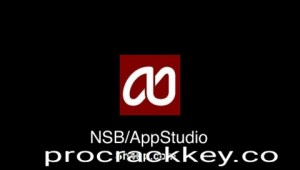 NSB Appstudio 5.2 Crack + Serial Key Free Download 2021