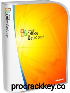 Microsoft Office 2007 Product Key Crack Free Download 2021