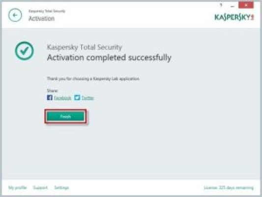 Kaspersky Total Securit Crack