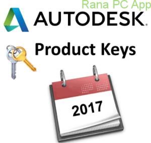 Autodesk Product Keys