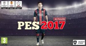 PES 2017 Crack Full Version PC Download