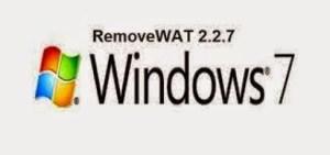 RemoveWAT 2.2.7 Windows 7, 8, 8 full version     download