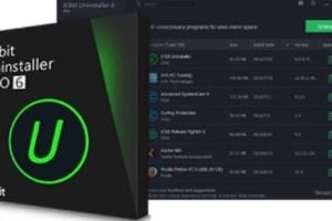 Iobit Uninstaller 6.1 Pro Crack
