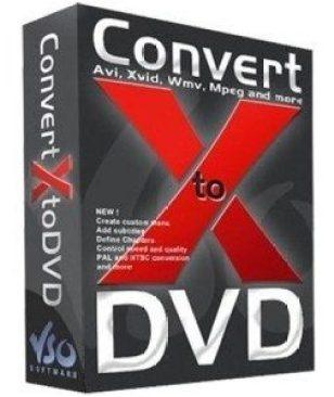 VSO ConvertXtoDVD 6.0.0.27 Crack