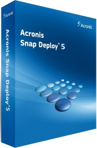 Acronis Snap Deploy 5.0 Crack