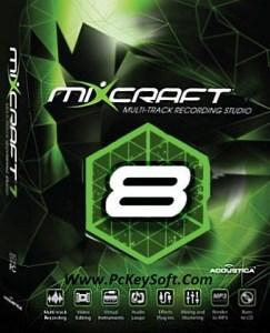Acoustica Mixcraft Pro Studio 8 Crack