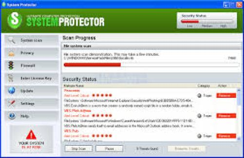 System Protector 2018 Crack