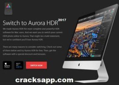 Aurora HDR Pro 1.1.0 Crack
