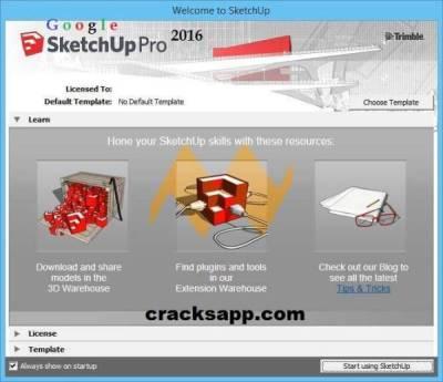 Google Sketchup 8 Pro Crack