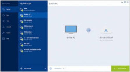 Acronis Backup Bootable ISO 2018