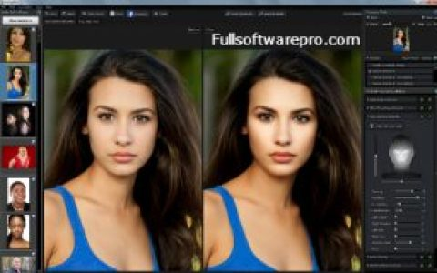 Portrait Professional 2018 Crack