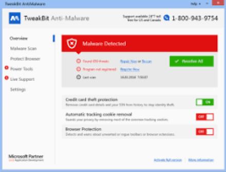 TweakBit PCSuite 2018 Crack