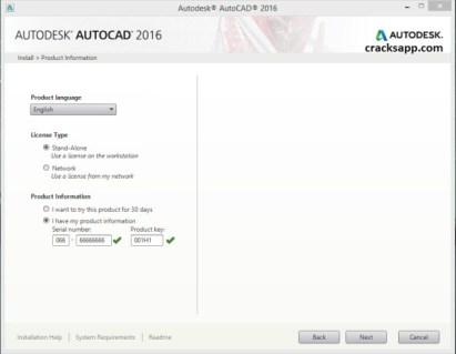 autocad 2016 software free download full version with crack