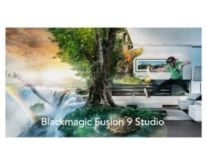 Blackmagic Fusion Studio 9.9