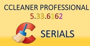 CCleaner Pro 5.33.6162