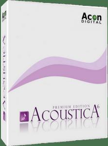 Acoustica Premium Edition 7.0.19 Crack