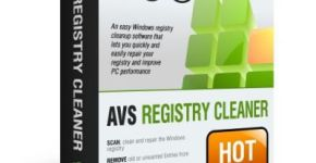 AVS Registry Cleaner 2.3 Crack