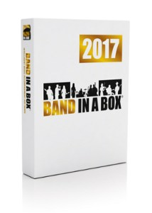 Band in a Box 2017 Crack