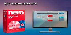 Nero Burning ROM 2017 Crack Serial Key