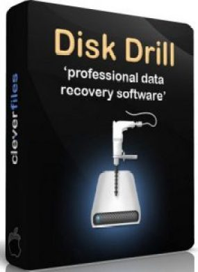 Disk Drill 3.5.860 Pro Crack