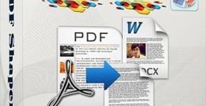 PDF Shaper 7.4 2018 Crack