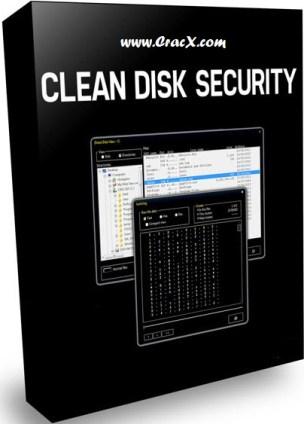 Clean Disk Security 8.06 Crack