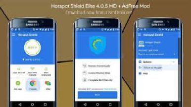 Hotspot Shield VPN Elite Crack