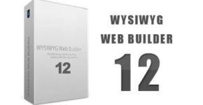 WYSIWYG Web Builder 12.1.2