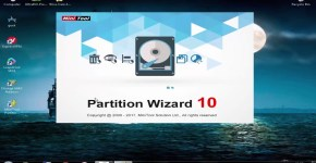 MiniTool Partition Wizard Pro 10.2.2
