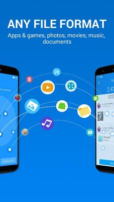 SHAREit 3.9.98 Crack 2018