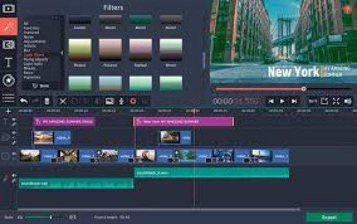 Movavi Video Editor Crack + Product Key Free Download