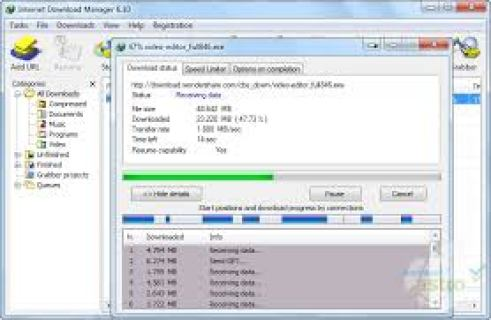 Internet Download Manager Crack 6.36 Build 5 Retail + Patch Free Download