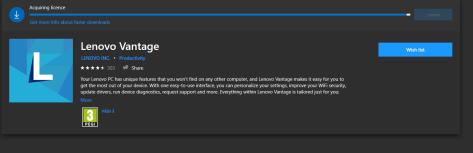 Lenovo Vantage 10 With Kegen Full Version Free Download