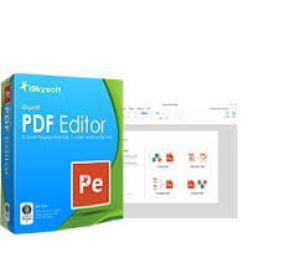 iSkysoft PDF Editor Pro Crack