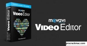 Movavi Video Editor Pro  Crack