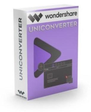Wondershare UniConverter 13.0.3.58 Crack